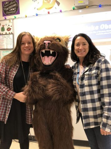 Photo of Wally the Wolverine