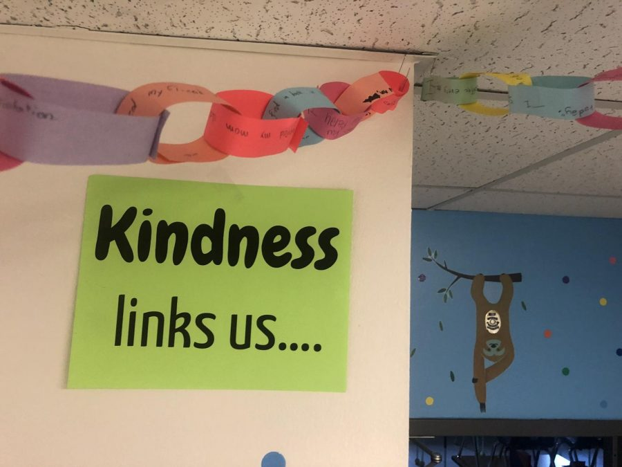 Kindness+Links+the+Upstairs+Classrooms