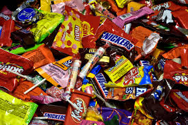 Five Favorite Halloween Candies