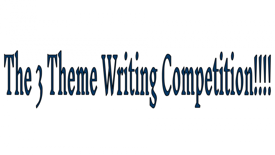 CONGRATULATIONS!  Announcing the Winners of the THREE THEME WRITING CONTEST