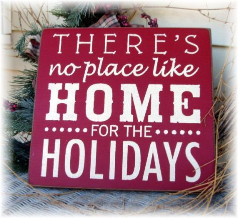 Spending the Holidays on Vacation or at Home