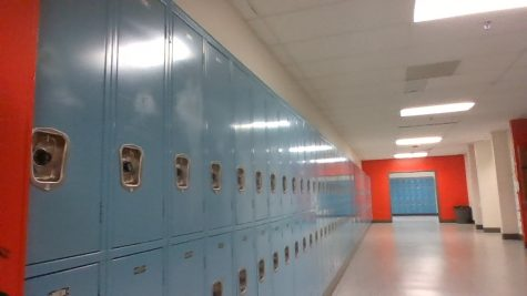Lockers. They can be helpful. Right?
